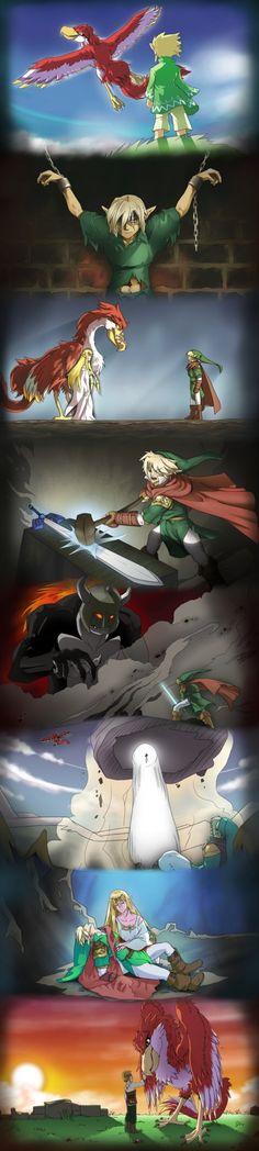 Legacy of the Hero of Hylia by corfidbizna on DeviantArt