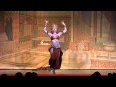 Jaydee Amrita Copperfield @ Tribal Fest 13 : Kali Dance - YouTube