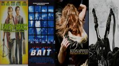 Leaves of Grass, Bait, Kidnapped, Saw VI