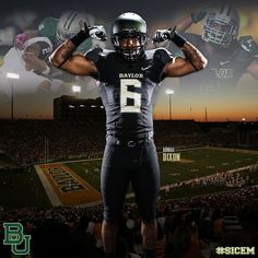 New Baylor Football Uniforms I personally think they re copying Oregon. 0873710f6