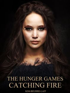 Katniss Everdeen - The Hunger Games: Catching Fire.  I never really got…