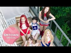 nice  Red Velvet 레드벨벳_빨간 맛 (Red Flavor)_Music Video