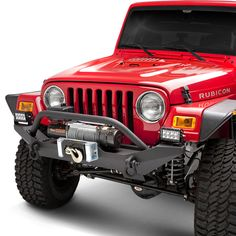 Body Armor® - Formed Full Width Front HD Black Bumper Image may not reflect your vehicle!