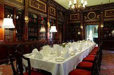 Boodles, Gentlemans Club, Antique Chandelier, Westminster, Interiores Design, Table Settings, London, The Originals, Georgian