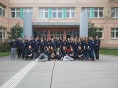 Über 40 djk-Basketballer beim Jugendturnier in Wien.