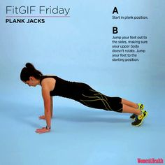 We Dare You to Try This Super-Intense Core Exercise  http://www.womenshealthmag.com/fitness/fitgif-plank-jack