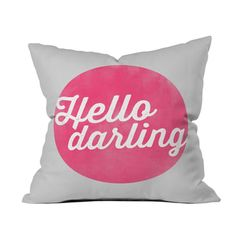 Spectacular Pink Throw Pillow