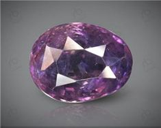 Purple Sapphire | Khuni Neelam Stone Price | Khuni Neelam Benefits- Ratna Bhandar Neelam Stone, Gem Online, Purple Sapphire, Color Grading, Astrology, Christmas Bulbs, Jewels, Gemstones, Holiday Decor