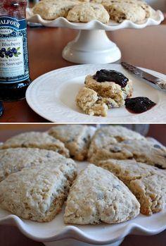 Scones- easy recipe