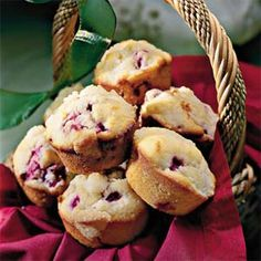 Lemon-Raspberry Muffins   MyRecipes.com