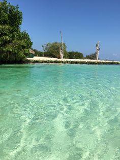 Lagoon at the BlueBay Grand Esmeralda-Riviera Maya