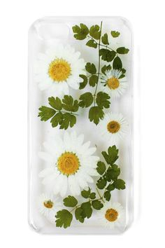 In the Garden iPhone Case. Emma Watson was just spotted with this case! It looks especially amazing with colorful iPhone 5Cs. By With Lavender and Lace.
