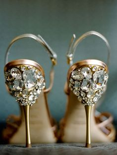ac25fbf3a1f03f Ana Rosa I love bling although I could never wear these shoes I think they  are