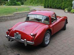 1961 MGA 1600 Coupe
