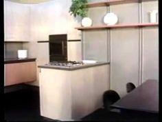 Spot tv Snaidero del 1968. Cucina Old America. | ADVERTISING ...