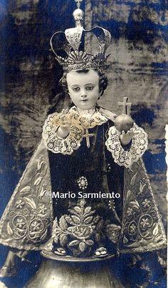 NIÑO JESUS de PRAGA...    Capilla del Carmen, Puebla