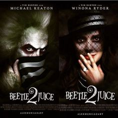 IS THIS REAL LIFE?!??! Beetlejuice 2