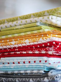 The Cottage Home: Fabric Friday: Southern Fabric Giveaway