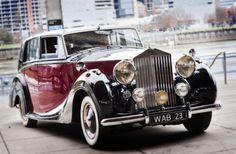 1947 Rolls-Royce, Silver Wraith, Touring Limousine