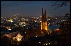 city of Bielefeld, NRW, Germany.