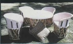equipales lounge / blanco- these chairs are calling me!