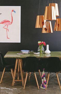 IKEA Gnejs cooper shade /  http://www.ikea.com/au/en/catalog/products/20175433/