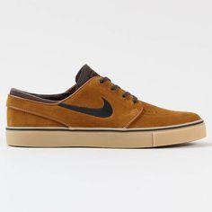 The SB Nike SB The Zoom Stefan Janoski Hazelnut Is Perfect For Fall Nike 033ff3