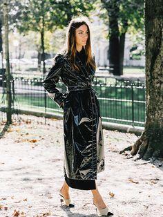 The Flattering Heel Trend All Italian Girls Are Wearing via @WhoWhatWear