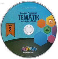 CD PANDUAN PENGAJARAN TEMATIK  UNTUK GURUSD/MI KELAS 2
