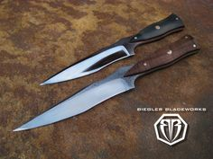 By Bigler Bladeworks custom knife - kali knife - silat knife