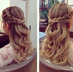 penteados tumblr - Pesquisa Google
