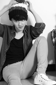 Image about kpop in D.O Kyungsoo by exobfan on We Heart It Baekhyun Chanyeol, Park Chanyeol, Luhan And Kris, Kris Wu, Exo Memes, Kaisoo, Exo Ot12, 2ne1, Btob