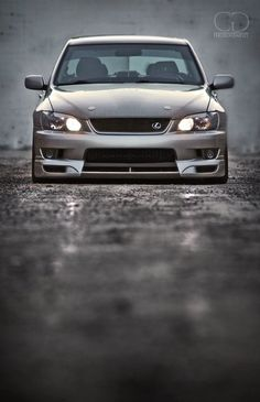 2001 - Lexus IS. More photos and build info at CarDomain: http://bit.ly/KGj63H