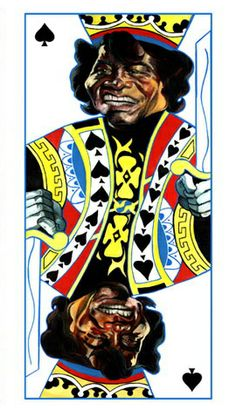 Posts about Joker written by Collector Joker Playing Card, Playing Cards Art, Sydney James, King Of Spades, James Brown, House Of Cards