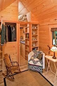 Inside Fencl Tumbleweed Tiny House