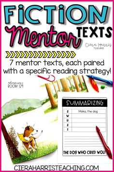 Teaching new reading skills and strategies? Check out this blog post, full of mentor texts for effectively teaching reading skills. Click the pin to see which books are best!