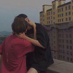 Korean Boys Ulzzang, Ulzzang Couple, Ulzzang Boy, Lgbt Couples, Cute Gay Couples, Gay Aesthetic, Couple Aesthetic, Gay Tumblr, Parejas Goals Tumblr