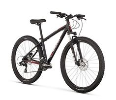 Raleigh Bikes Womens Eva 3 Mountain Bike 13XSmall Black * You can find out more details at the link of the image.