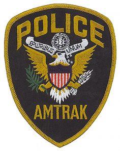 Description Amtrak Police logo jpgPolice Logo