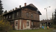 Old Not Renovated Barracks Museum, Tours, Cabin, House Styles, Home Decor, Decoration Home, Room Decor, Cabins, Cottage