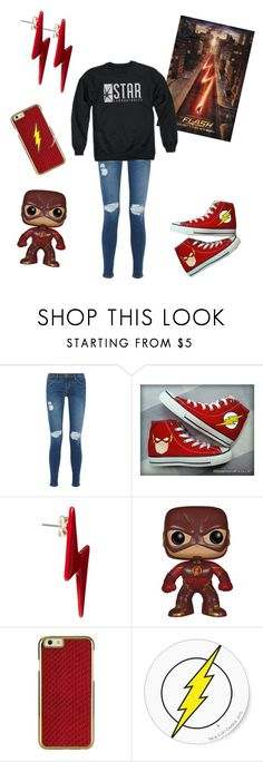 """⚡️⚡️Da flashhhh⚡️⚡️"" by lydiaviolet ❤ liked on Polyvore featuring Current/Elliott, Converse and ASOS"
