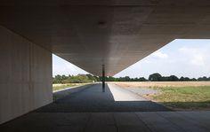 Mies van der Rohe Golfclubhaus – 1:1 Model / Robbrecht en Daem architecten