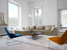 #canapé #salon #livingroom #maison #deco #idées #decoration #couleurs #design