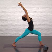 Power Yoga Sequence for Runners