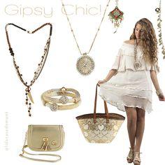 Gipsy Chic! by LOLA CASADEMUNT Descubre el estilo   boho     chic   de