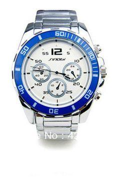 Free shipping SINOBI heavy watch racing cars male must have men watch male watch sports fashion watch on Aliexpress.com $256.00