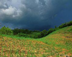 Taken from my farm during monsoon season in Negros Oriental Philippines.