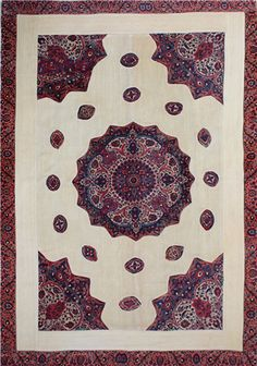 Persian carpets are renowned for their incomparable beauty, quality, patterns and designs. The tradition of carpet making in Persia.