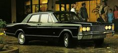 brazilian ford | In Brazil in the 1980s, you could buy a 1970s Lincoln that was ...