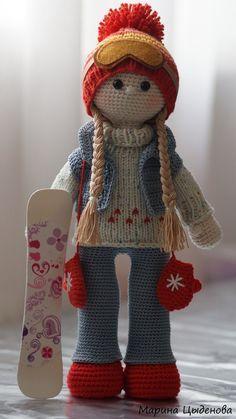 Marina Tsydenova   VK - Crocheting Journal
